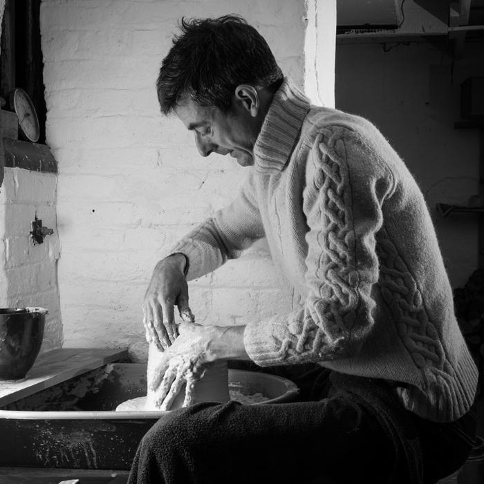 Matt Sherratt in studio